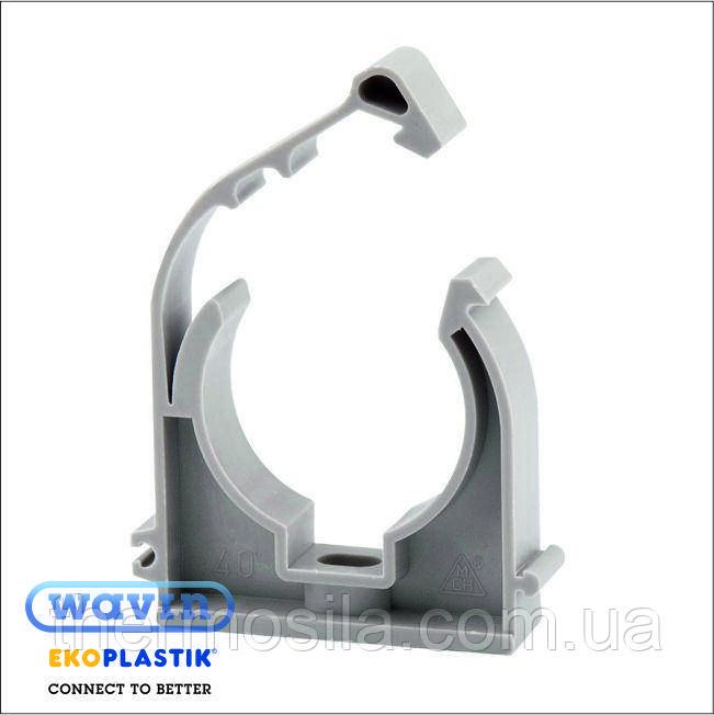 Кріплення c стрічкою (опора) d 110 , Ekoplastik