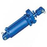 Гидроцилиндр ГЦ100.40х200.01 Гидроцилиндр навесного оборудования ЦС-100х40-200