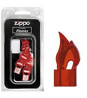 Пламя зажигалки рекламное PLASTIC DISPLAY FLAMES BP Zippo (PDF-09)
