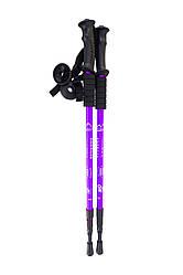 Трекінгові палки Energia purple комплект