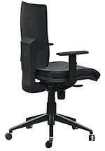 Кресло Спейс Алюм HB Неаполь-20 чёрный, фото 3