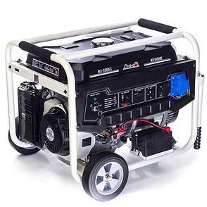 Бензиновый генератор Matari MX10000E, фото 2
