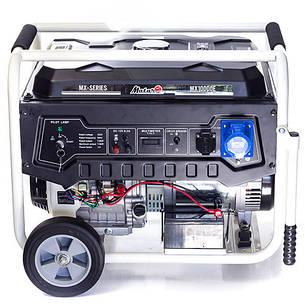 Бензиновий генератор Matari MX10000E, фото 2