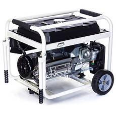 Бензиновий генератор Matari MX10000E, фото 3