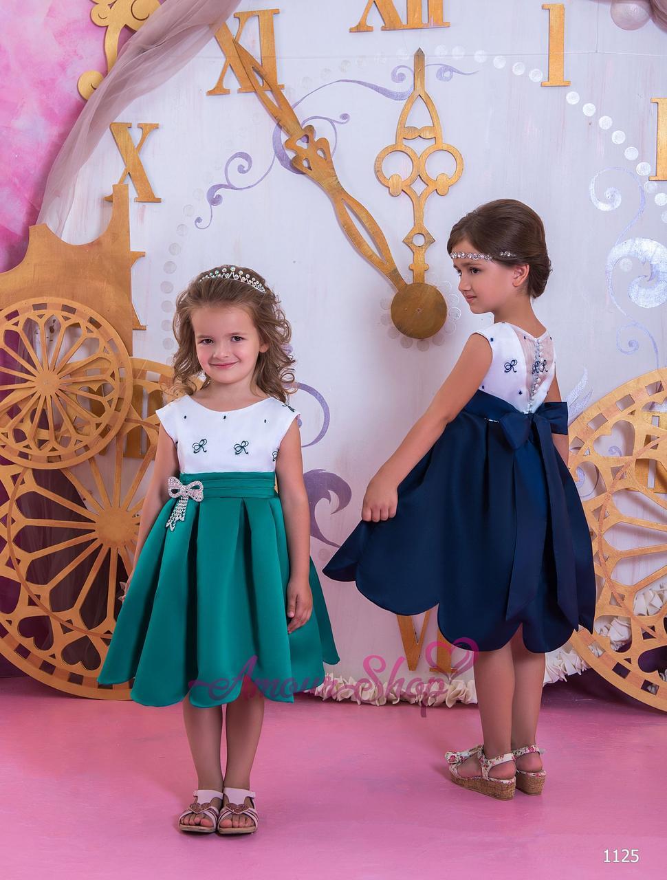 Vip детское нарядное/ вечернее  платье 1125