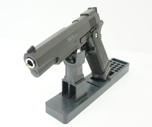 Детский пистолет на пульках G.6+ с кобурой, страйкбольный
