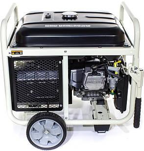 Бензиновый генератор Matari MX13000E, фото 2