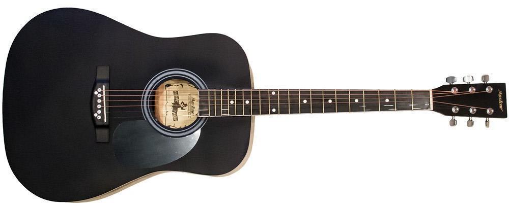 Акустична гітара MAXTONE WGC4010 (BK)
