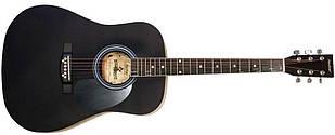 Акустична гітара MAXTONE WGC4010 (Black)