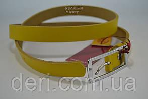 Женский желтый пояс, фото 2