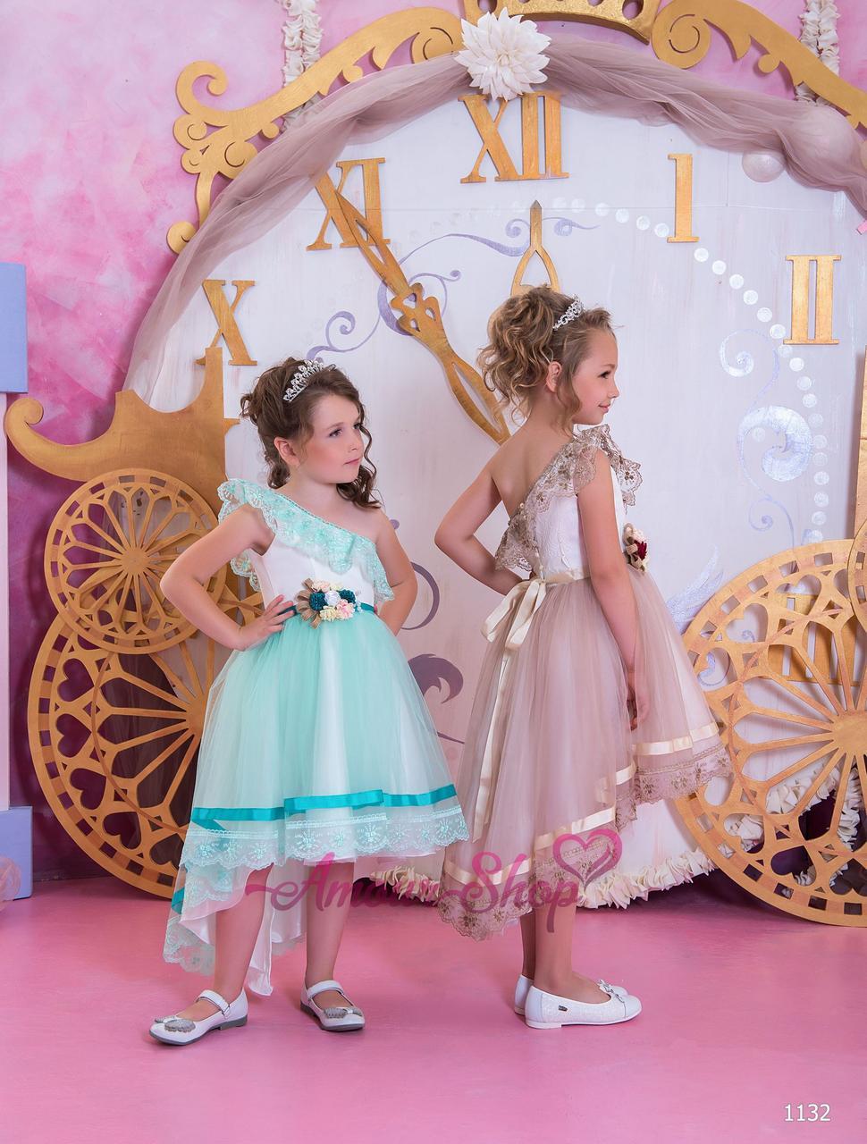 Vip детское нарядное/ вечернее  платье 1132