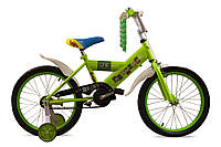 "Детский велосипед 18"" Premier Enjoy Lime"