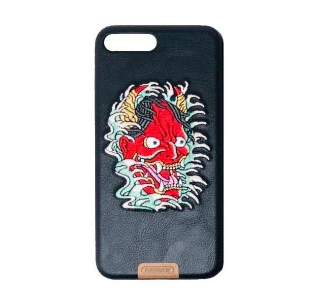 Чехол Remax Stitch iPhone 7 Plus, Red