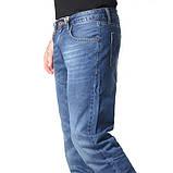 Мужские джинсы Franco Benussi 17-155 прямые с 36 рост, фото 3