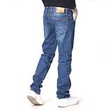 Мужские джинсы Franco Benussi 17-155 прямые с 36 рост, фото 2