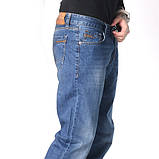 Мужские джинсы Franco Benussi 17-155 прямые с 36 рост, фото 4