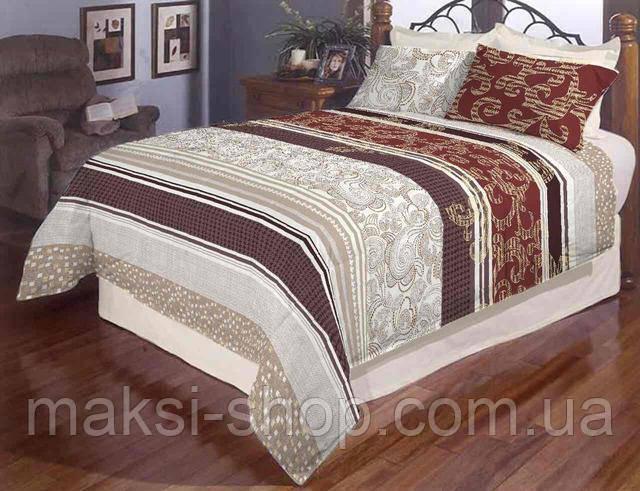 Комплект семейного постельного белья бязь голд (С-0073)