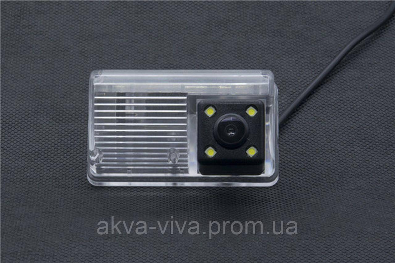 Камера заднего вида штатная для Toyota Corolla Sedan, BYD F3 F3R S6 M6, Lifan 620 sedan, Lifan X