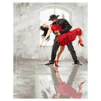 Картина по номерам. Танго