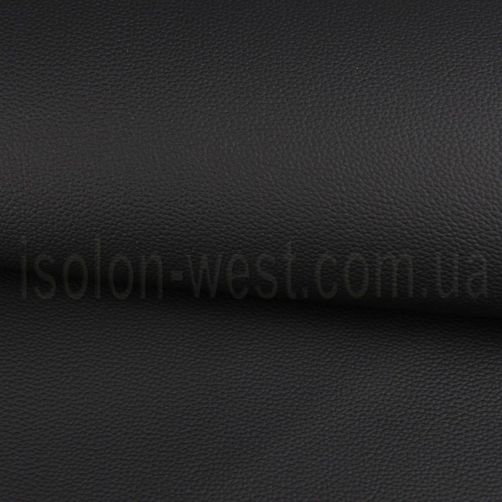 Авто кожзам (черный) стойкий к ультрафиолету и истиранию, ширина 140см