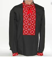 Вышиванка мужская рубашка  ( С.Е.С.), фото 1