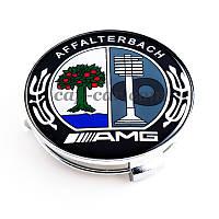 Ковпачки для литих дисків Mercedes AMG Affalterbach кольоровий, фото 1