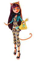 Кукла monster high Клеоляй из серии Чумовое слияние