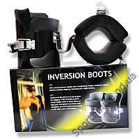 Гравитационные (инверсионные) ботинки JT01 (металл, неопрен)