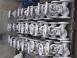 Вентиль стальной 15с22нж Ду150 укр., фото 4