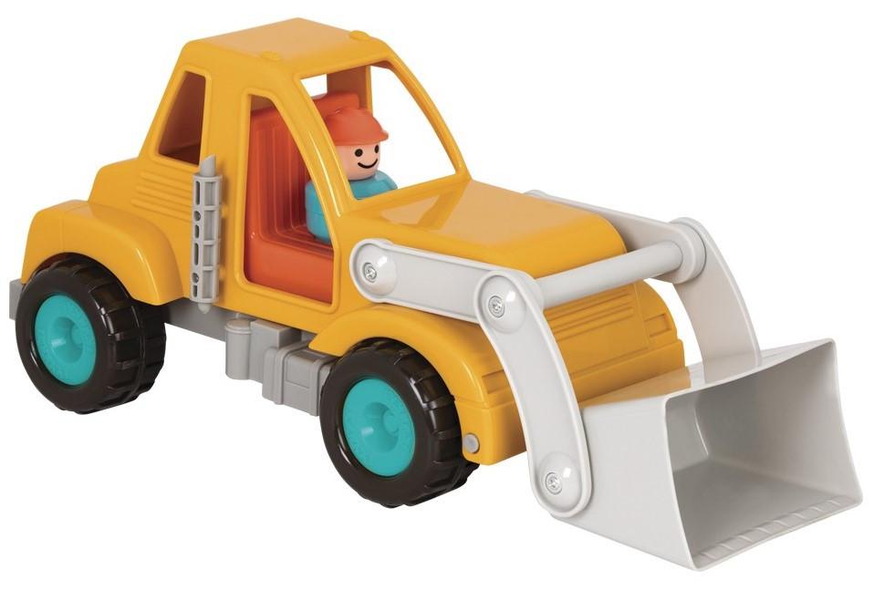 Экскаватор Battat серии Первые машинки с фигуркой водителя (BT2508Z)