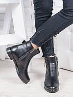 Ботинки женские кожаные Амалия , фото 1