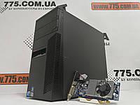 Компьютер Lenovo, Intel Core2Quad Q6600 3.0GHz, RAM 8ГБ, HDD 320ГБ, Nvidia GT210 1ГБ, фото 1