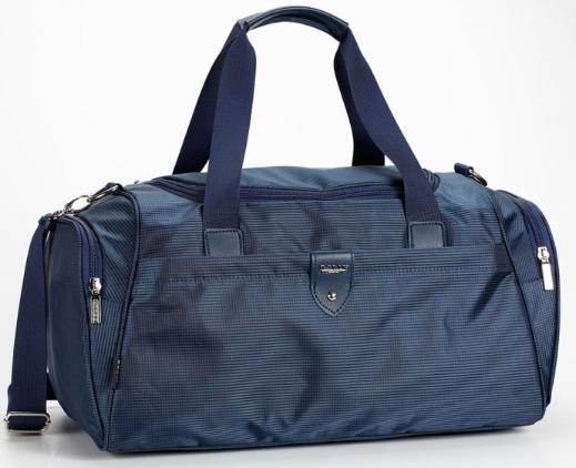 Дорожная спортивная сумка Dolly 787 три расцветки 46 см. - 25 см. - 25 см.
