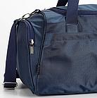 Дорожная спортивная сумка Dolly 787 три расцветки 46 см. - 25 см. - 25 см., фото 6