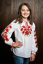 Подростковая вышитая блуза Мак