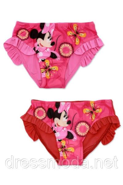 Плавки для девочек Minnie 92-116 лет