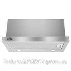 Кухонная вытяжка GARDA 60 INOX (1000) LED VentoLux, фото 2