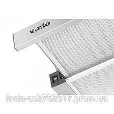 Кухонная вытяжка GARDA 60 INOX (1000) LED VentoLux, фото 3