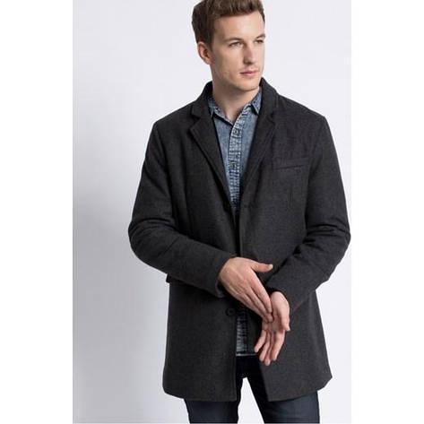 Демисезонное стильное пальто мужское, фото 2