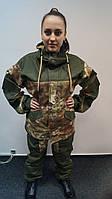 Горка костюм ветрозащитный Камуфлированный