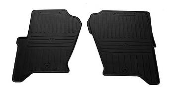 Коврики в салон резиновые передние для Land Rover Range Rover Sport I 2005-2012 Stingray (2шт)