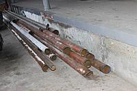 Труба профільна сталева б/у 110х5х4900