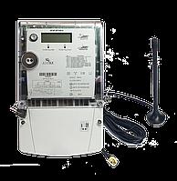 Електролічильник трифазний багатотарифний NP-07 3FT.UG-U,  5 (10)А з GPRS модулем. ЗНЯТІ З ВИРОБНИЦТВА!