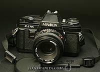 Minolta X-370s  Minolta MD  50mm f1,7, фото 1