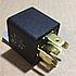 Реле 5-контактне з кронштейном резист. 24В 20/10А універс. 753.3777.000, фото 4