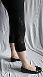 Капрі жіночі Жіночі лосини (48-50-52-54), фото 2