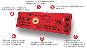 """Индикатор магнитного поля ИВМП 2-2 типа """"ИН-АТ"""""""