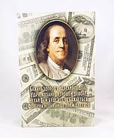 Шкатулка сейф- Доллары  , фото 1