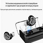 Wi-pods 7 plus Беспроводные наушники беспроводные 5.0 новинка водонепроницаемые с зарядным чехлом-кейсом. , фото 6