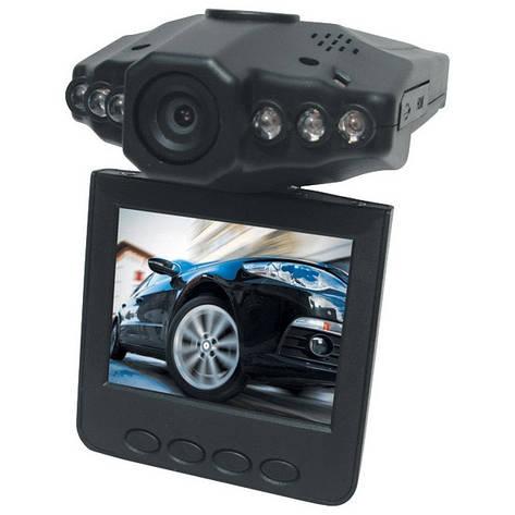 Автомобильный видеорегистратор DVR H198, фото 2
